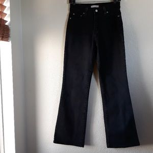 LEVI'S 512 Women's Perfectly Slimming Jeans 6M
